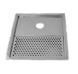 Drip Tray Amp Grill Ss Plinth Recessed Ultraflow